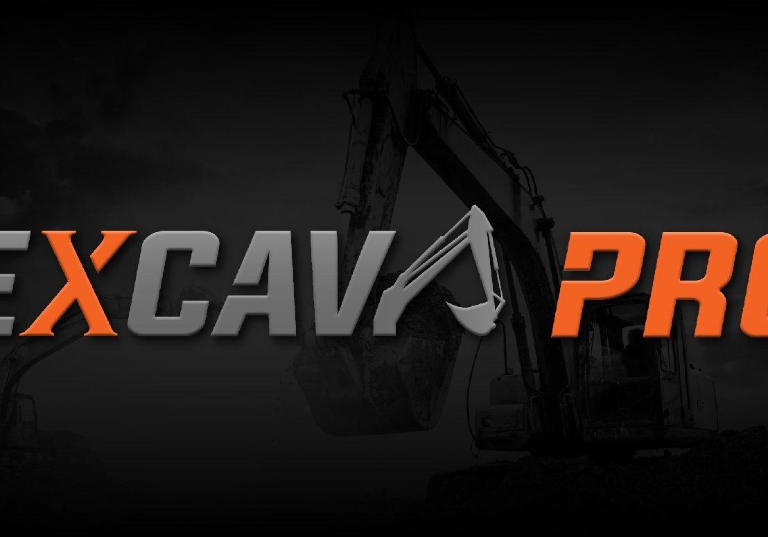 Excava Pro - Logo