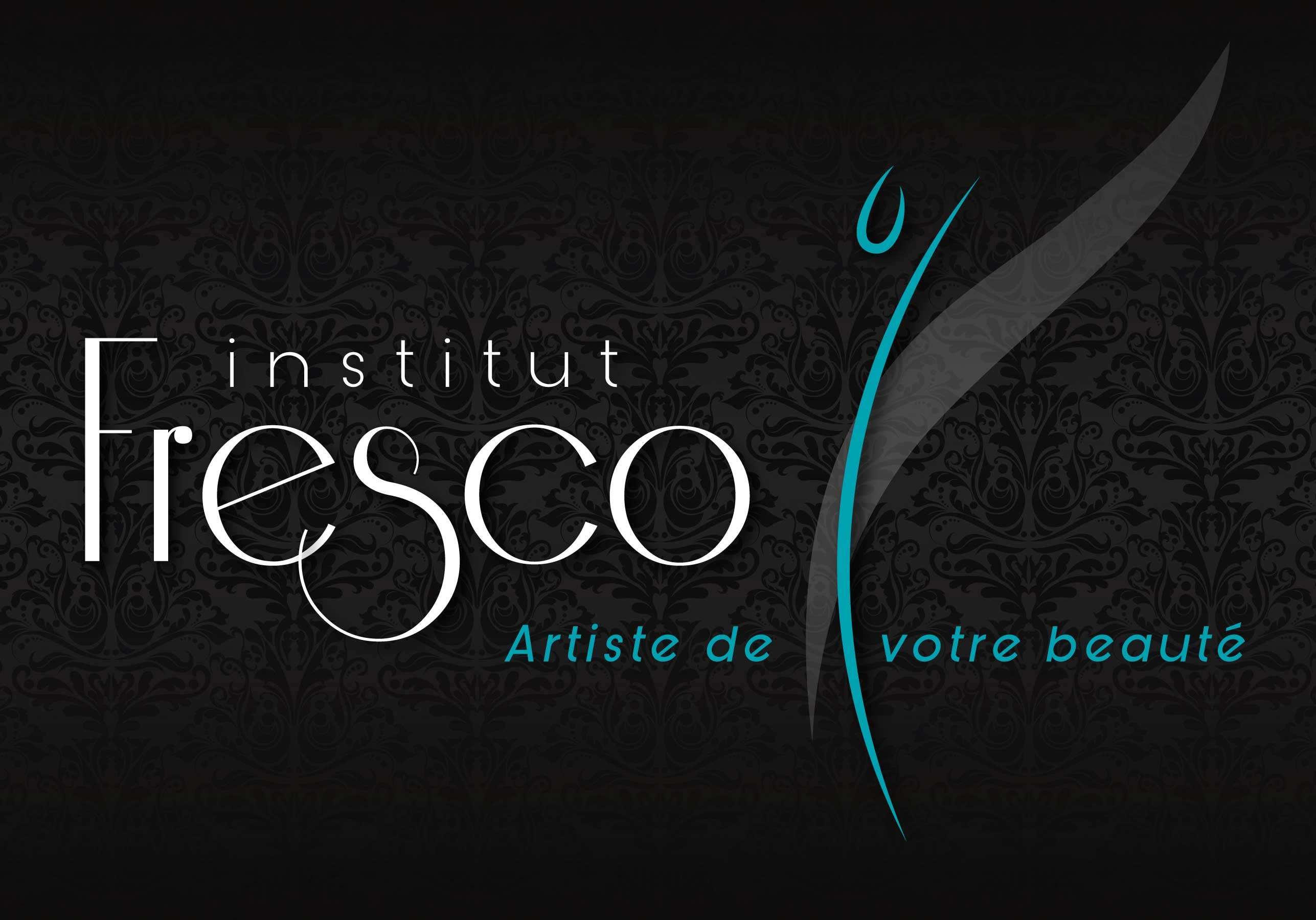 Conception graphique du logo de l'Institut Fresco